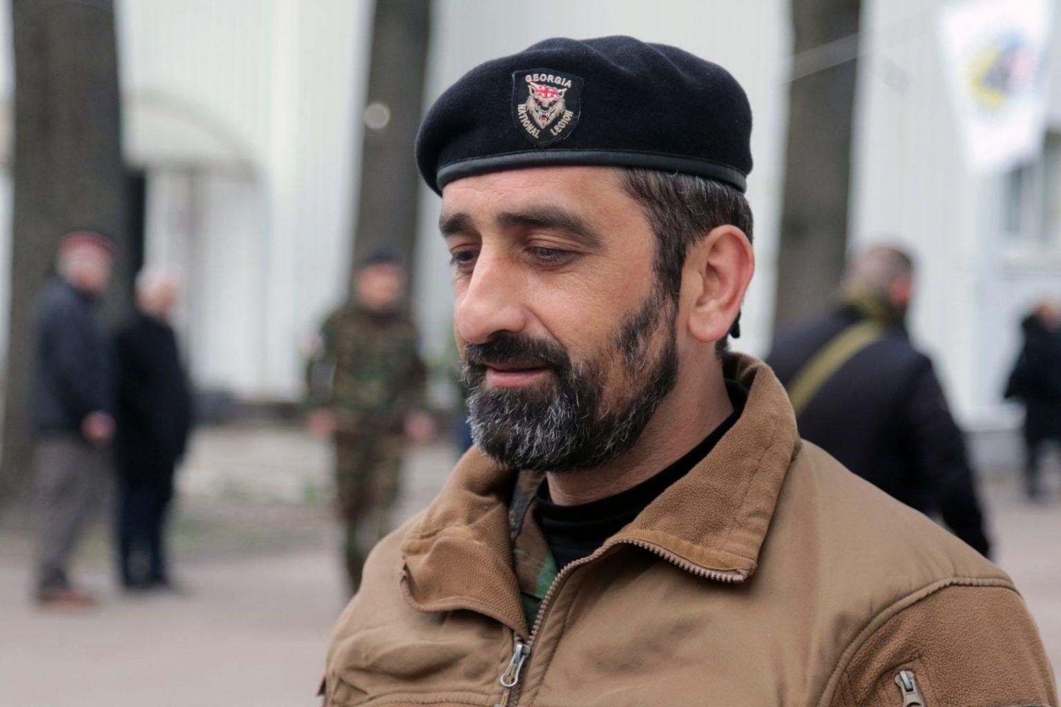 Зураб Арчвадзе.