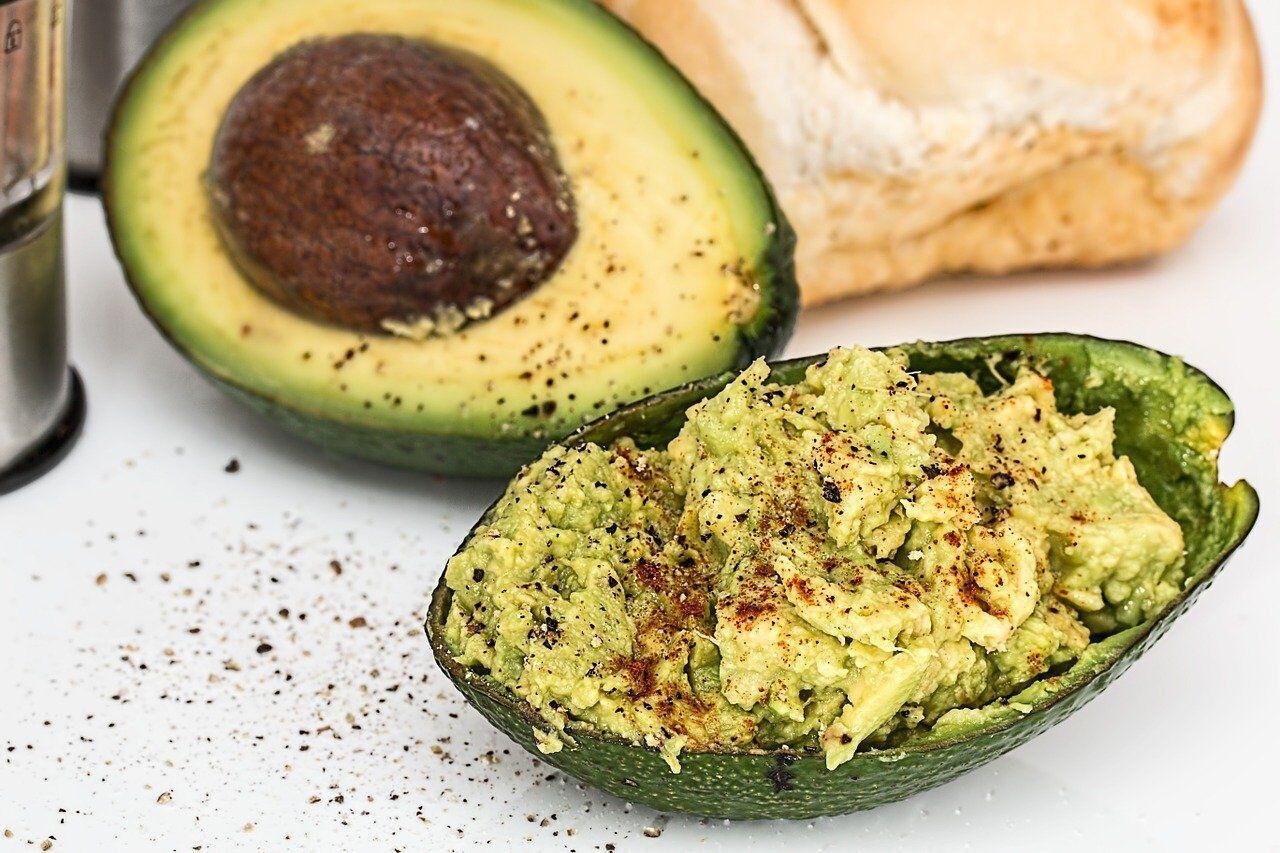 Авокадо очень полезное для здоровья