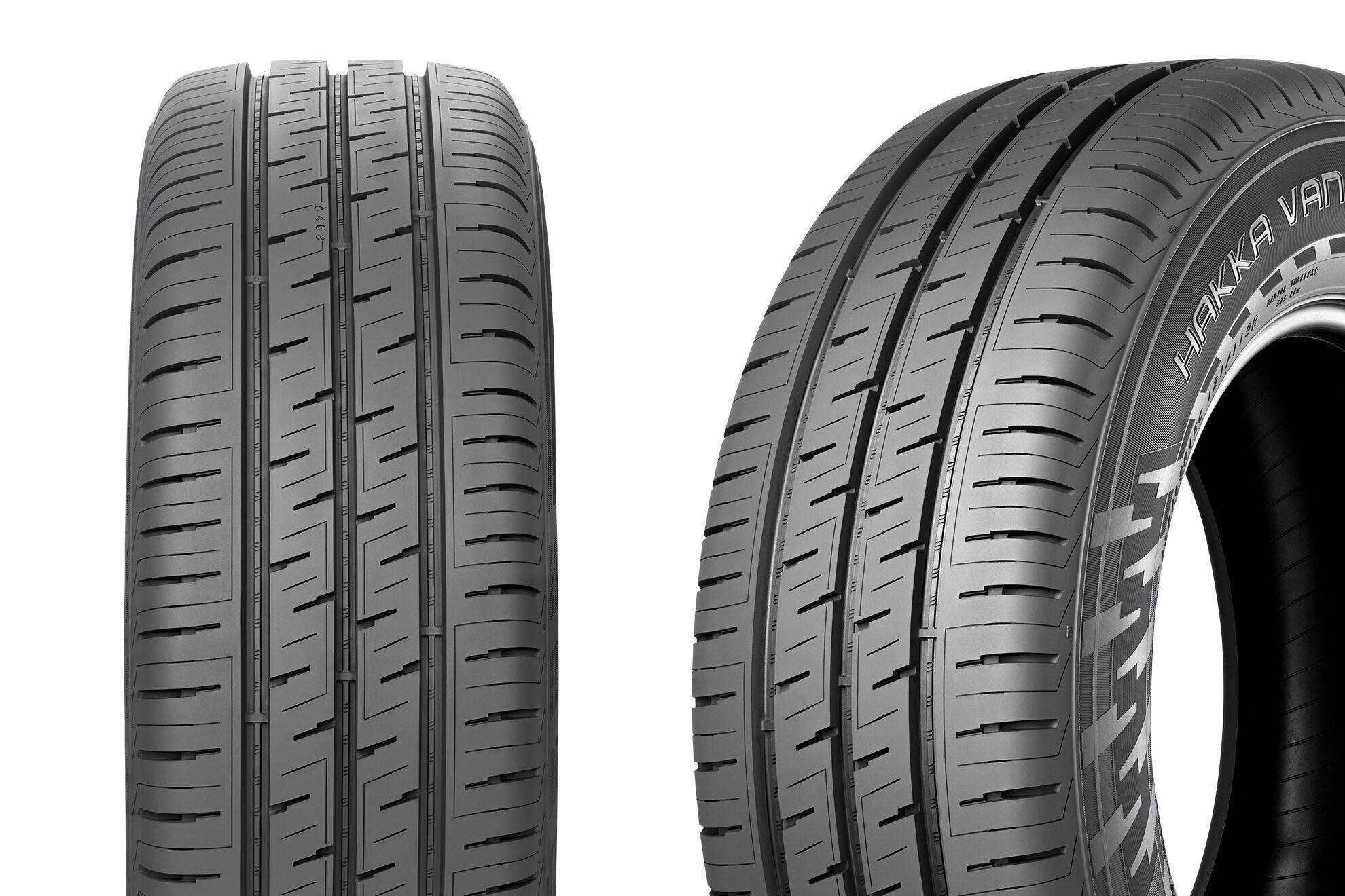 По своим характеристикам шины Hakka Van не уступают аналогам для обычных легковых автомобилей
