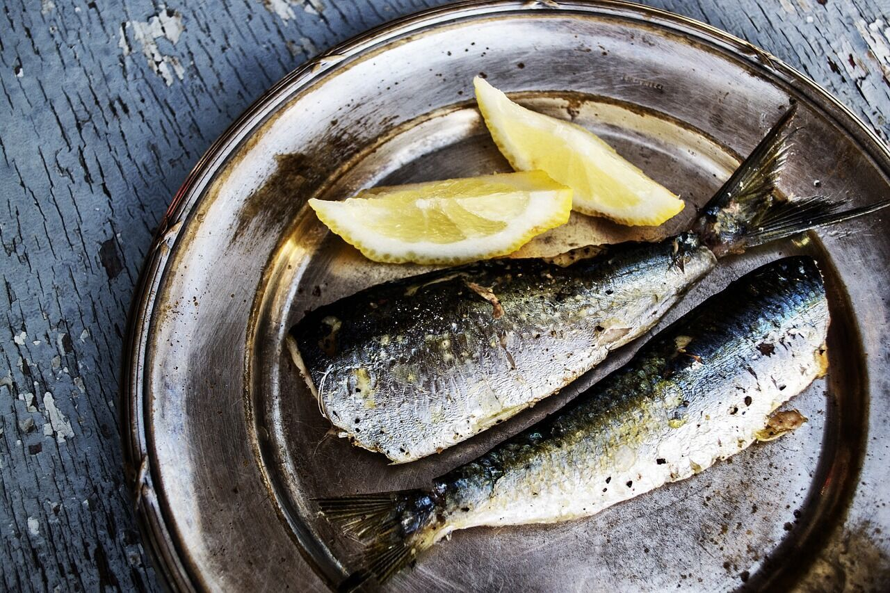 Сардины одним из лучших источников жиров омега-3