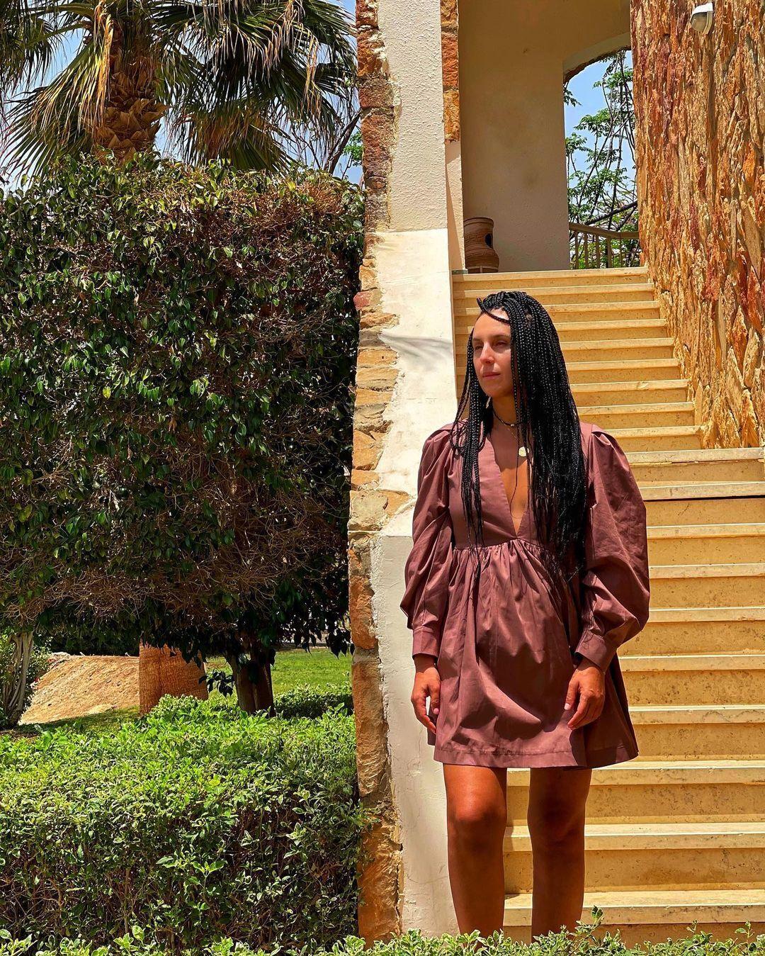 Джамала у відвертій сукні