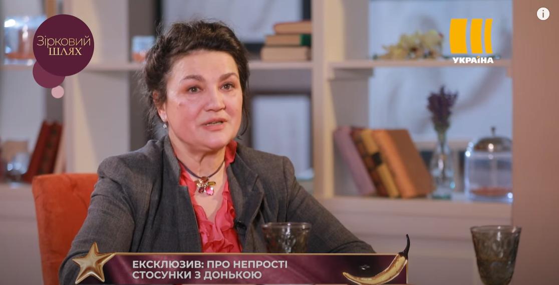 Наталя Сумська розповіла, що їй доводиться утримувати свою 38-річну доньку Дар'ю