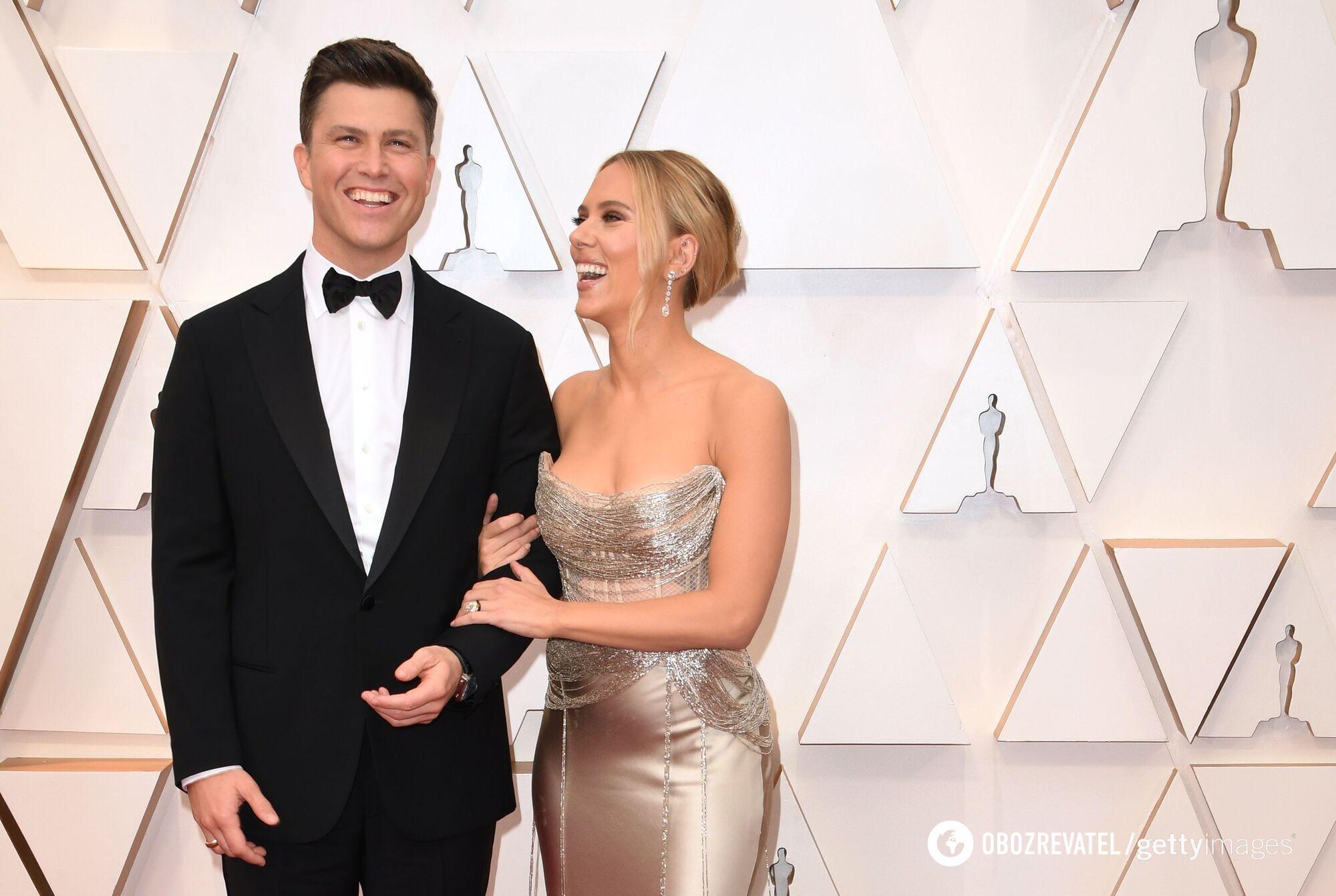 Актриса была помолвлена с Жостом с мая 2019 года