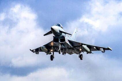 Літаки місії НАТО вилетіли з баз в Литві й Естонії