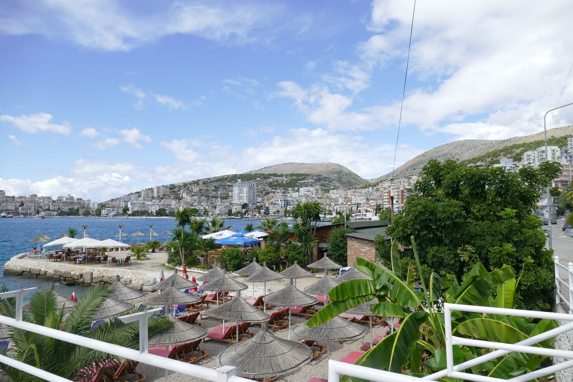 Дуррес – найпопулярніший курорт Албанії.