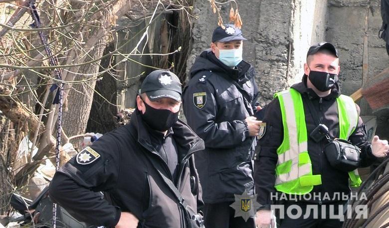 Событие произошло на улице Лыбидской.