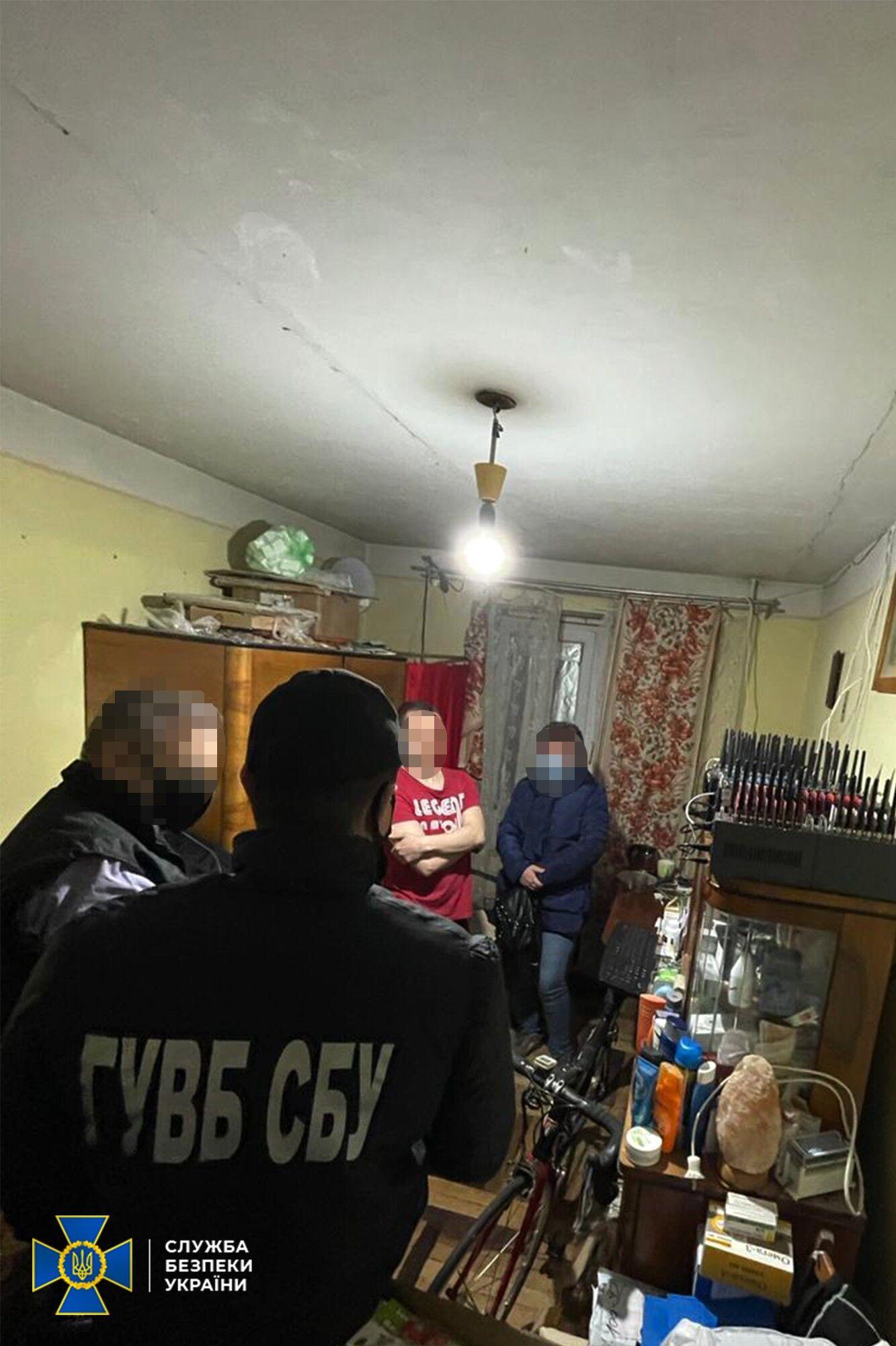 Злоумышленником оказался житель Львовской области