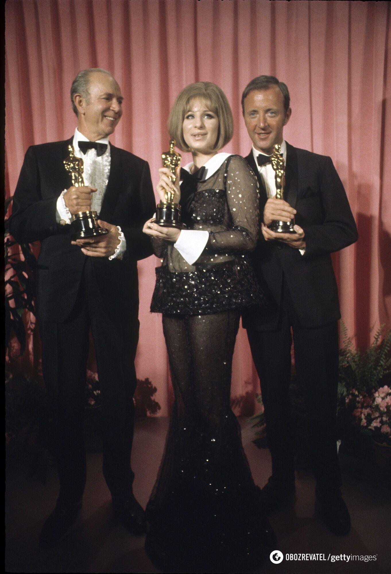 "Барбара Стрейзанд, ""Оскар-1969"""