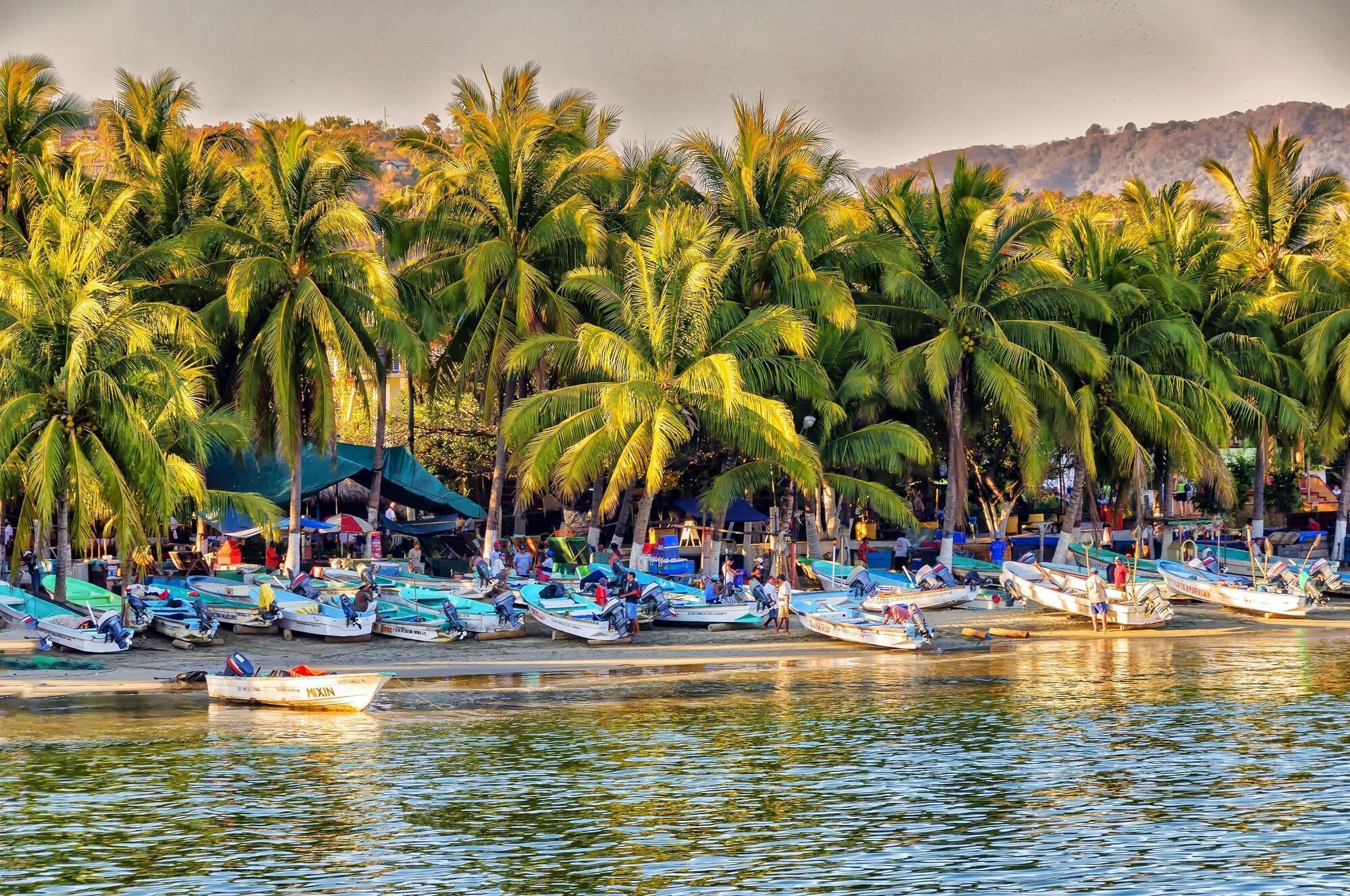Тут вас чекають білосніжні пляжі, багата рослинність і колоритне місто