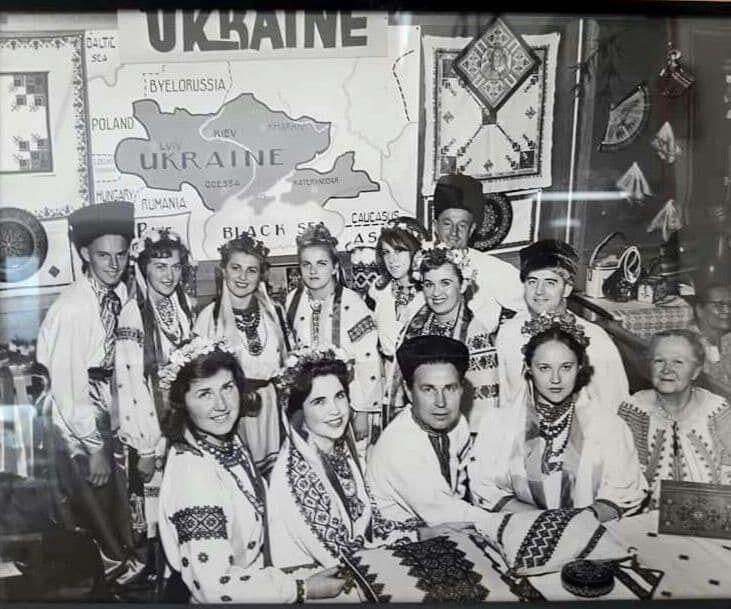 Украинцы Сан-Диего