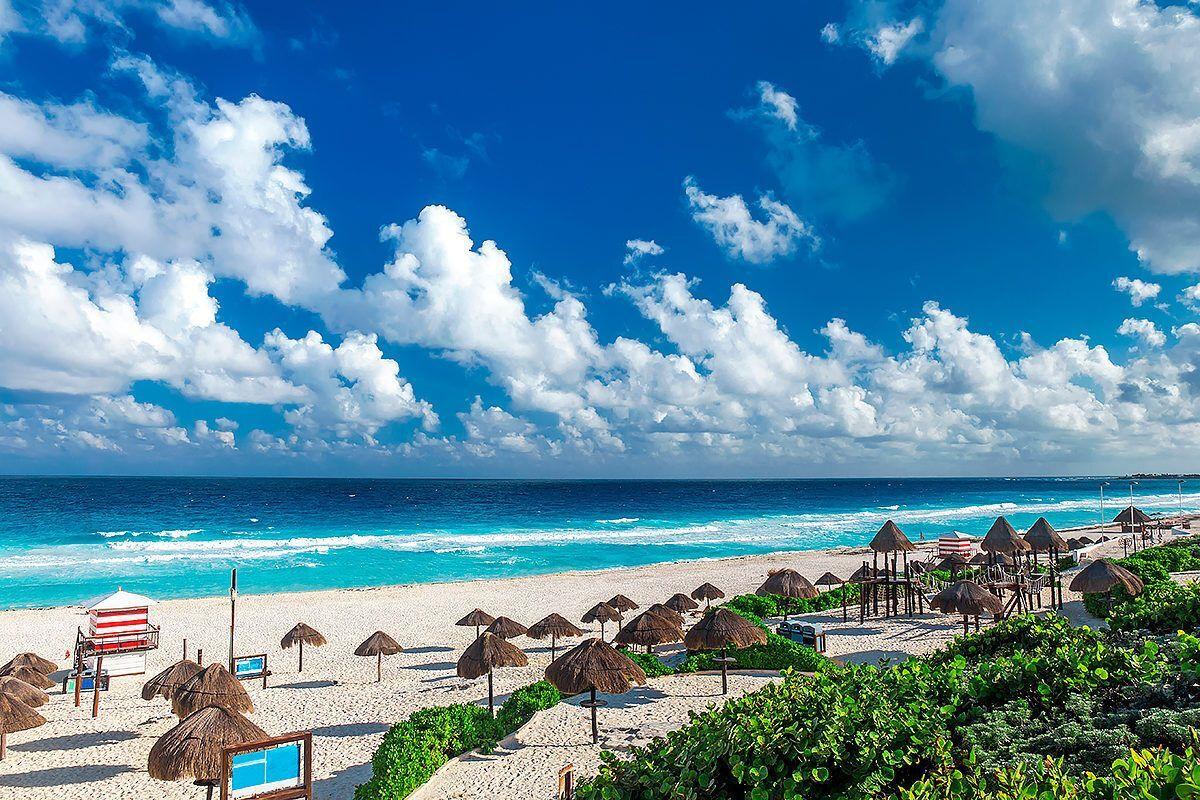 Канкун лідирує серед мексиканських курортів на півострові Юкатан.