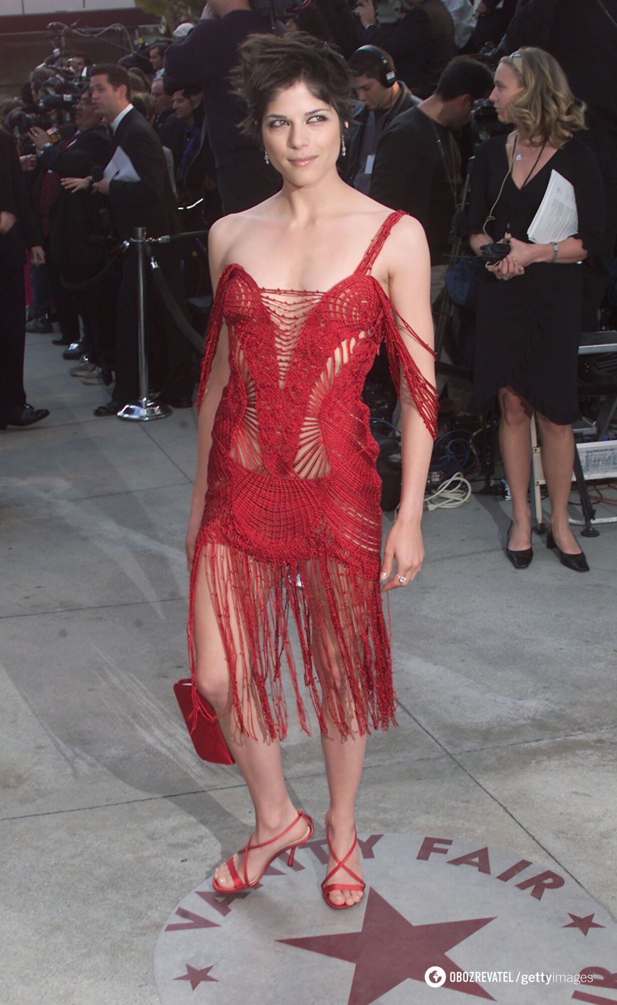 """Сельма Блер, """"Оскар-2002"""""""
