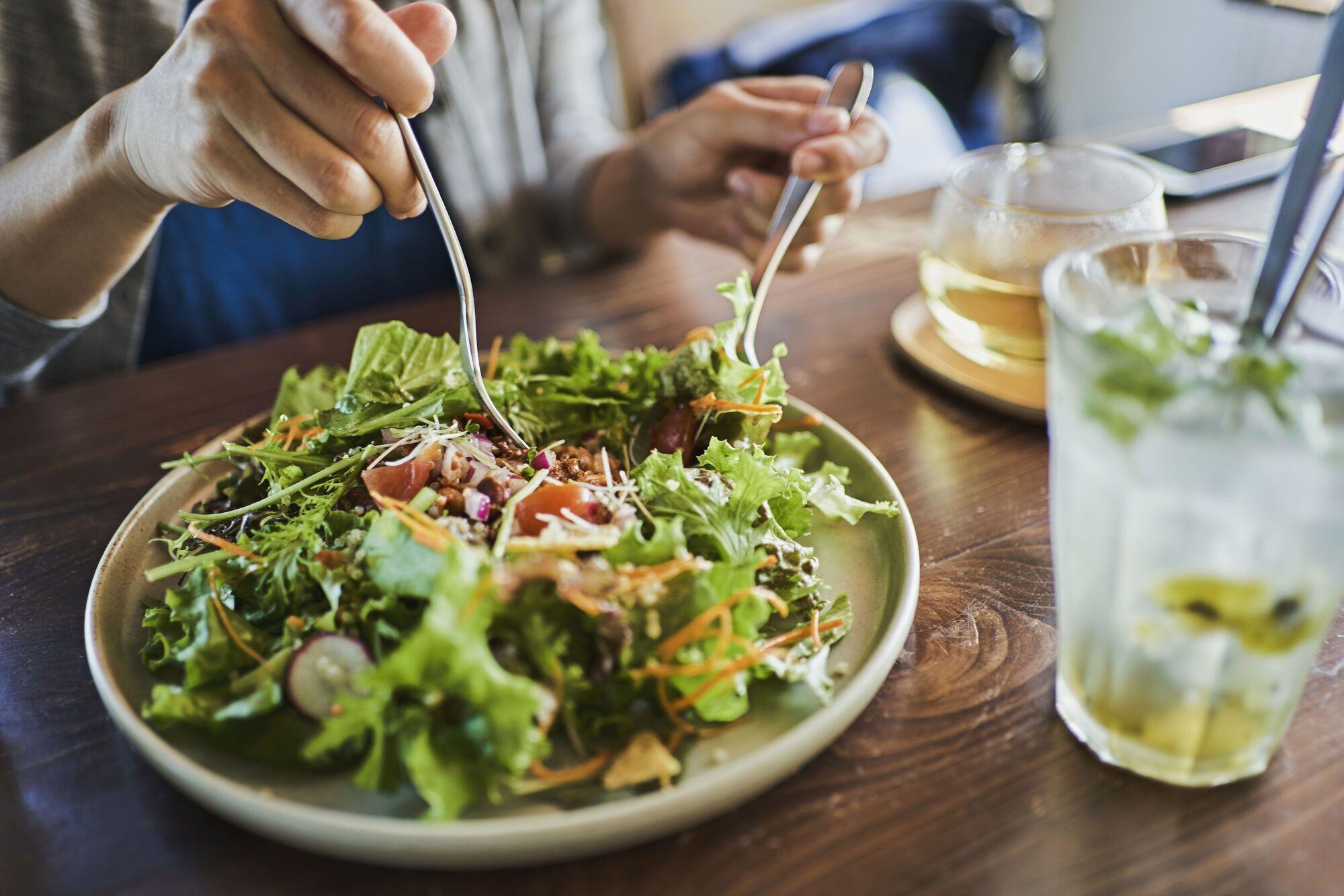 Корисний салат