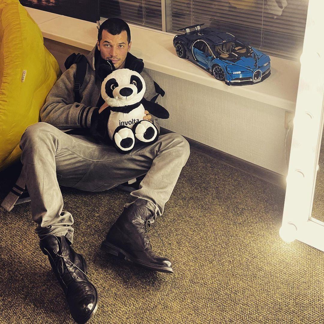 Алексей Концов, которого ранее заподозрили в причастности к голой фотосессии моделей в Дубае