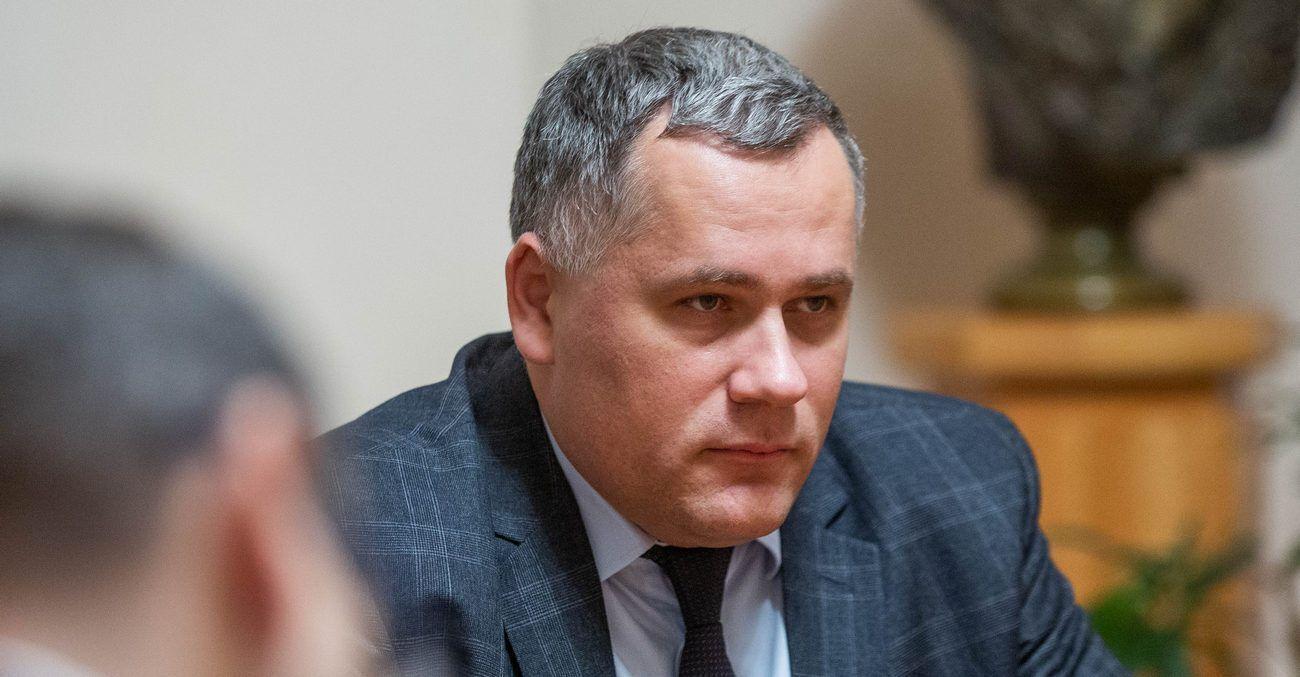 Заступник керівника Офісу президента України Ігор Жовква