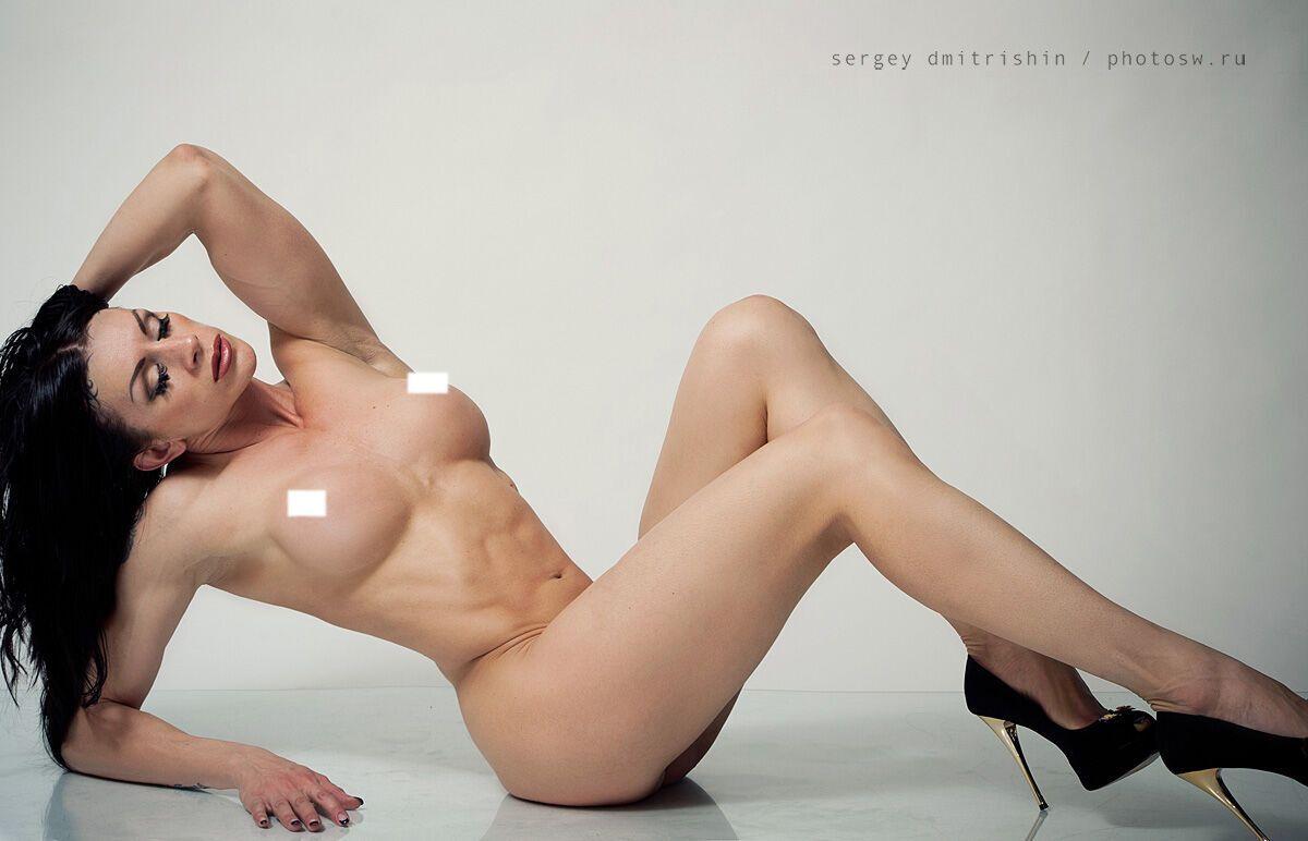 Наталья Князева снялась обнаженной