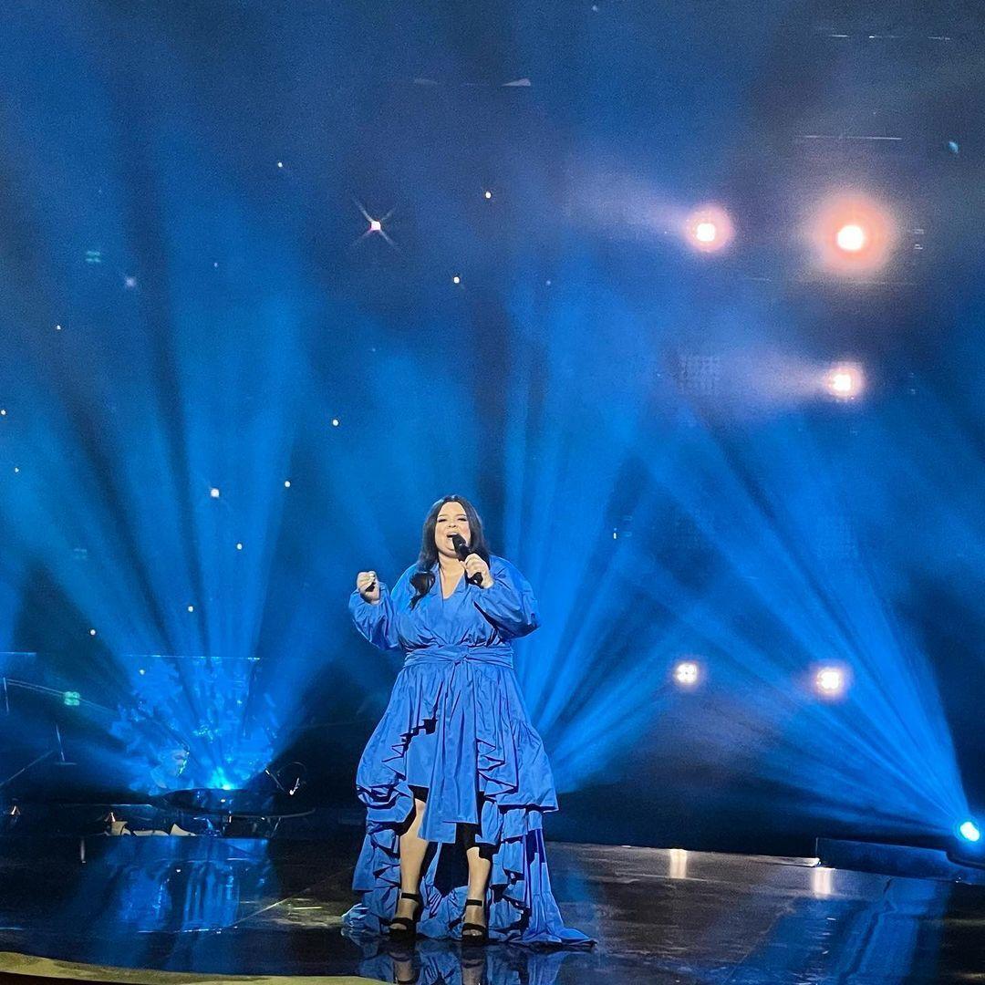 Юлія Тимочко виступила в фіналі шоу.