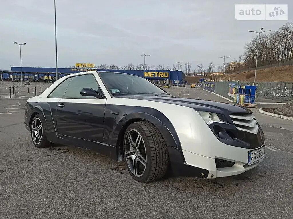 У минулому це було купе Mercedes-Benz W124