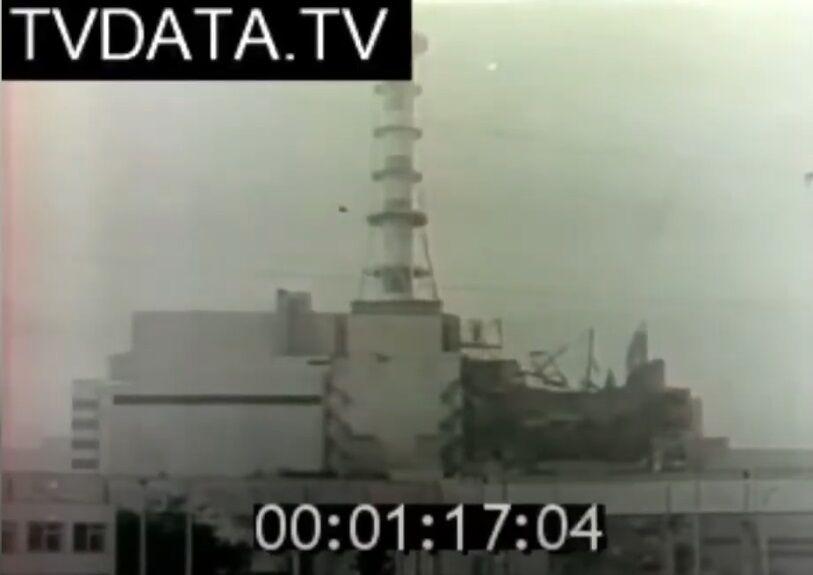 Фото якобы последствий взрыва.