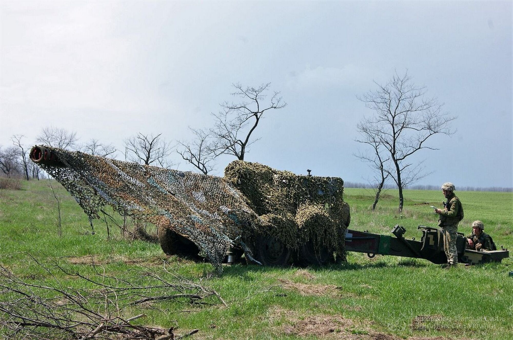 Навчання проходили на Одещині та Миколаївщині