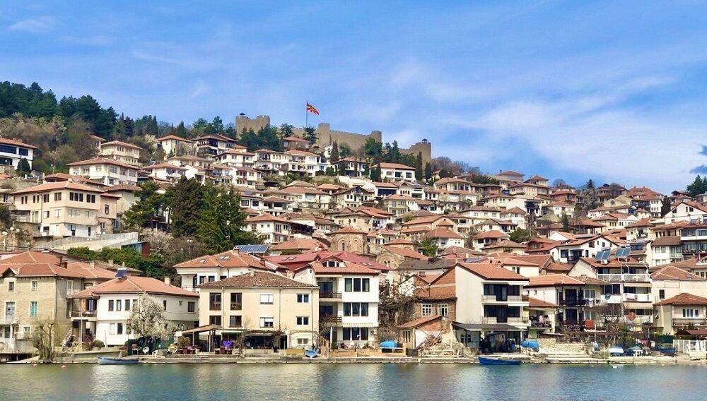 Охрид, Старый город