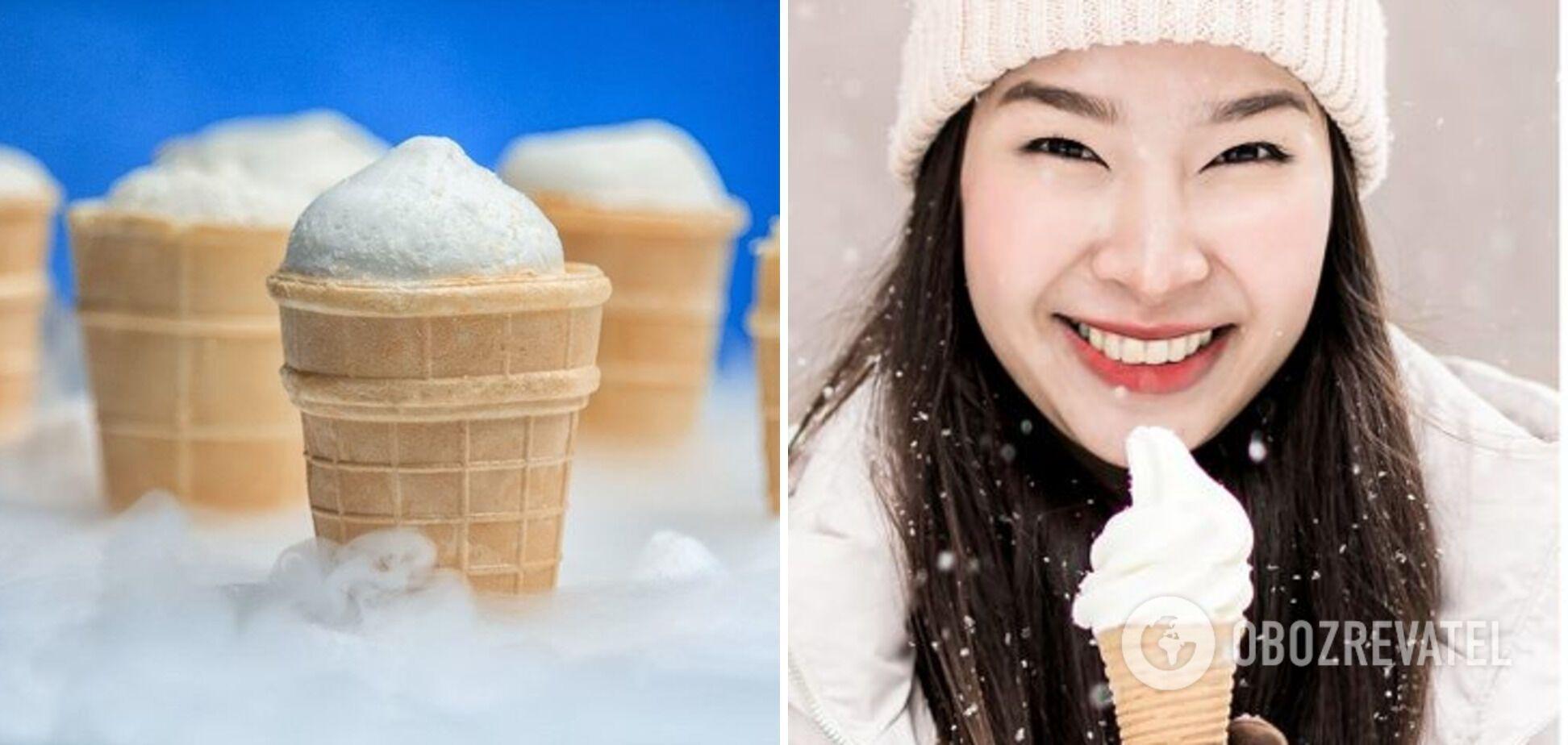 В Монголии чаще едят мороженое зимой