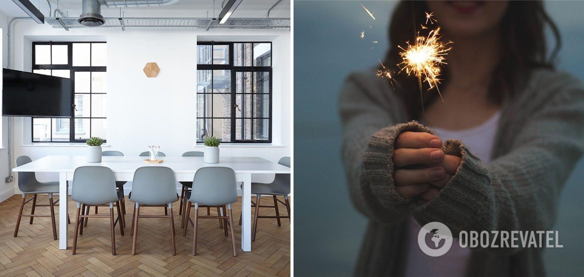 В Дании принято прыгать со стула в Новый год