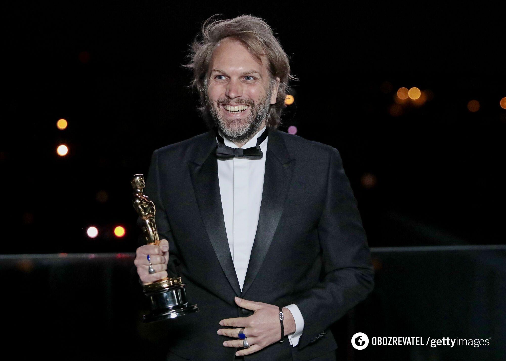 """В категории """"Лучший адаптированный сценарий"""" победил Флориан Зеллер"""