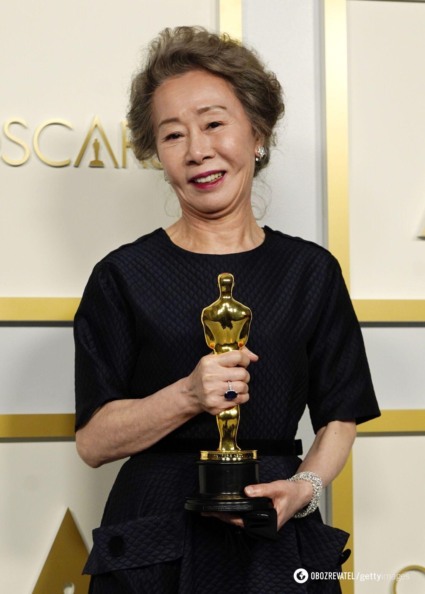 Юн Е Чжон – лучшая актриса второго плана