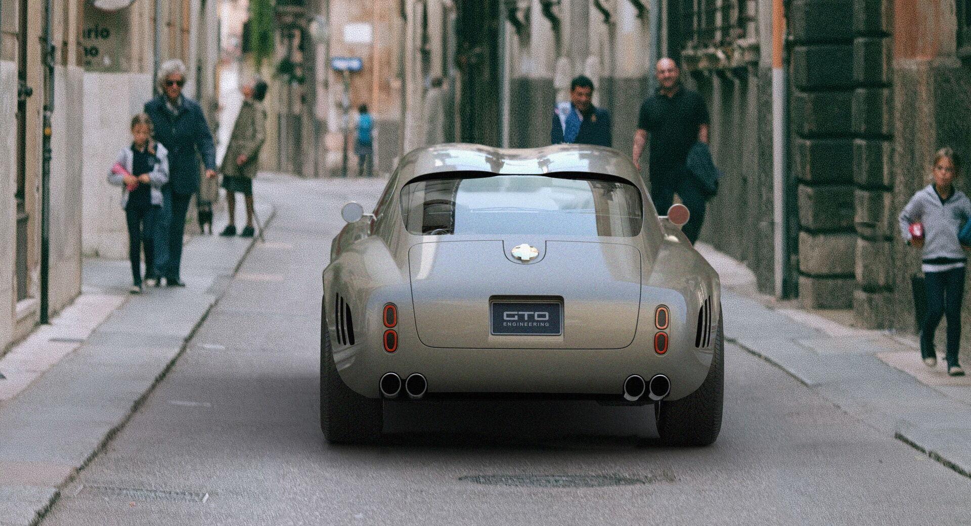 GTO Engineering вже приймає замовлення на купе Squalo