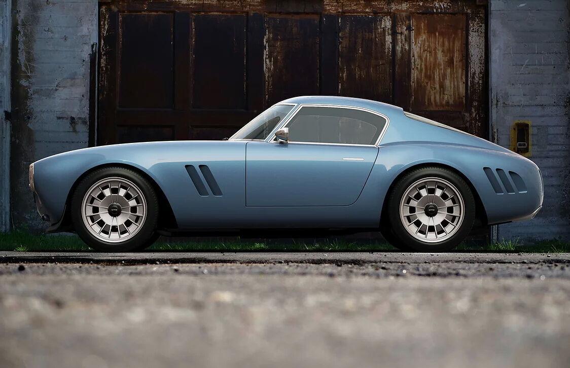 GTO Engineering Squalo натхненний моделями 60-х