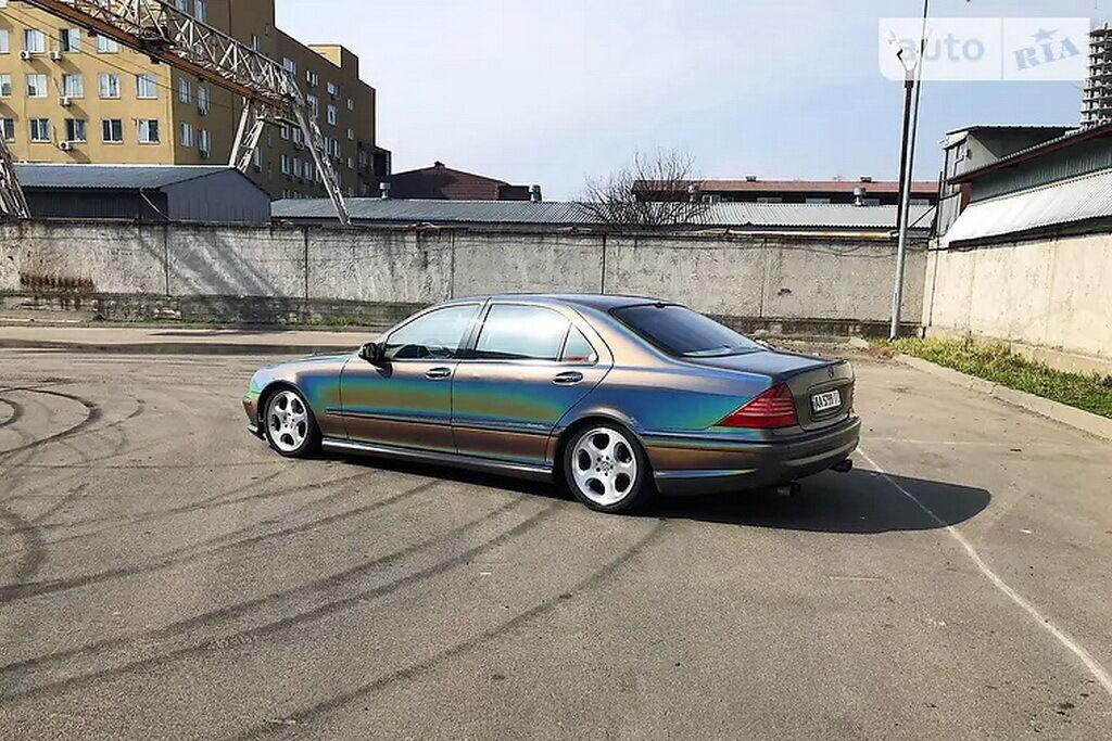 Автомобиль сохранился в хорошем состоянии и требует лишь незначительного ремонта