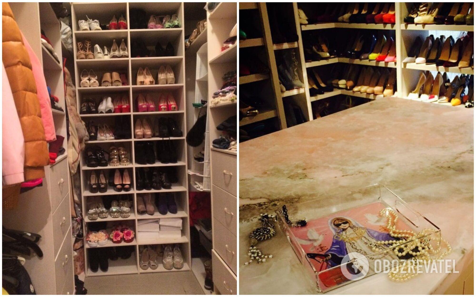Блэйк Лайвли обожает туфли и одежду ярких цветов
