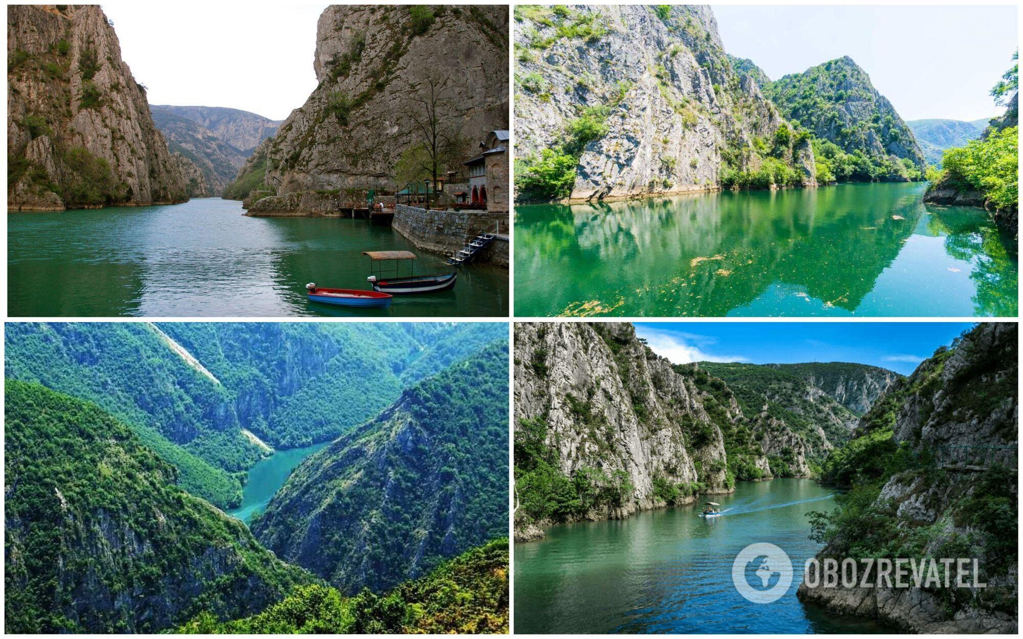 Стеклянно-бирюзовые воды озер, пещеры и руины древних монастырей делают этот каньон одной из из любимых локаций туристов