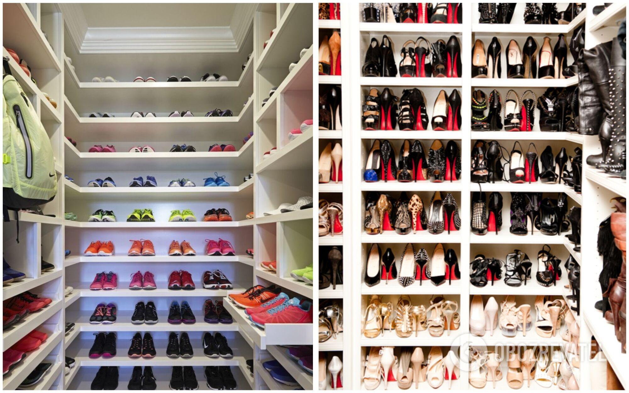 Хлои Кардашьян – настоящая фанатка обуви