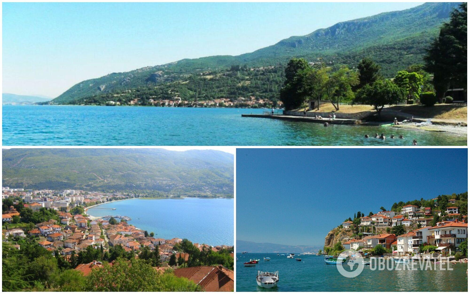 Охридское озеро – это объект всемирного наследия ЮНЕСКО