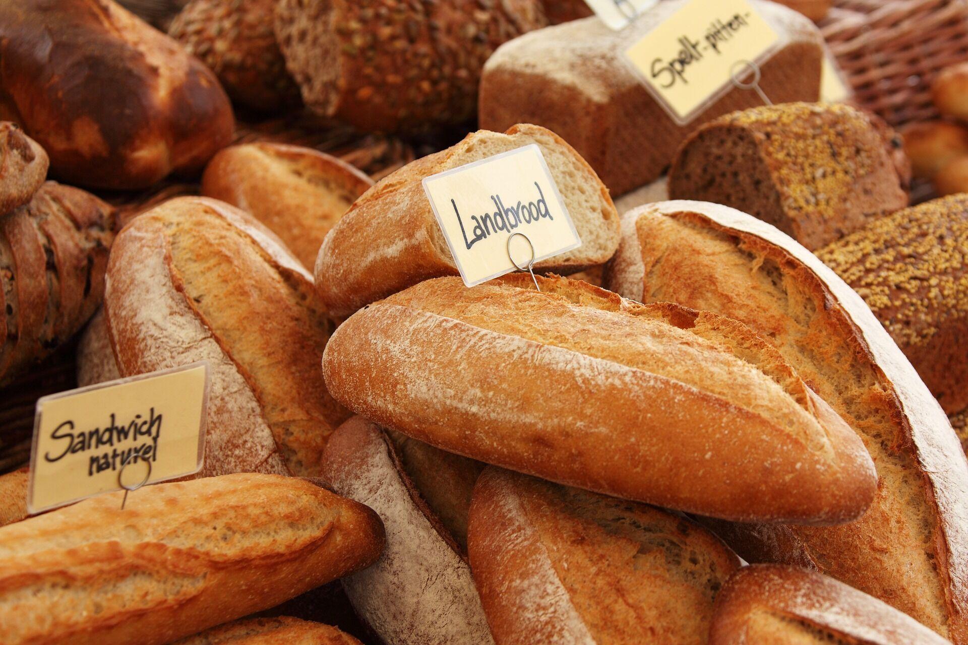 Хлеб можно заменить другим продуктом