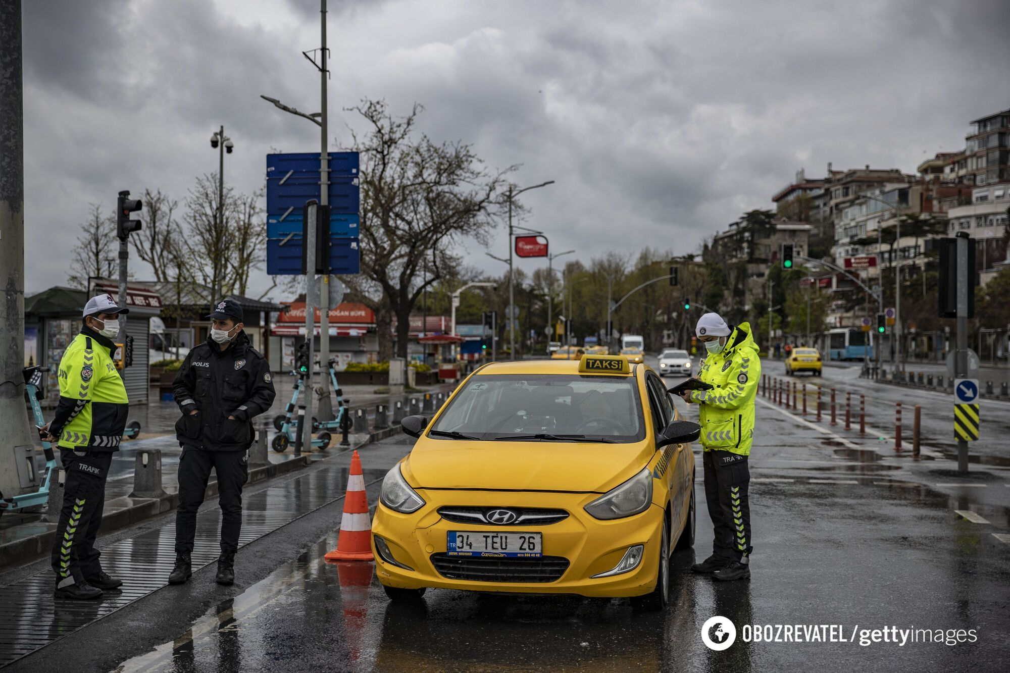 В Турции с 29 апреля по 17 мая вводят полный локдаун