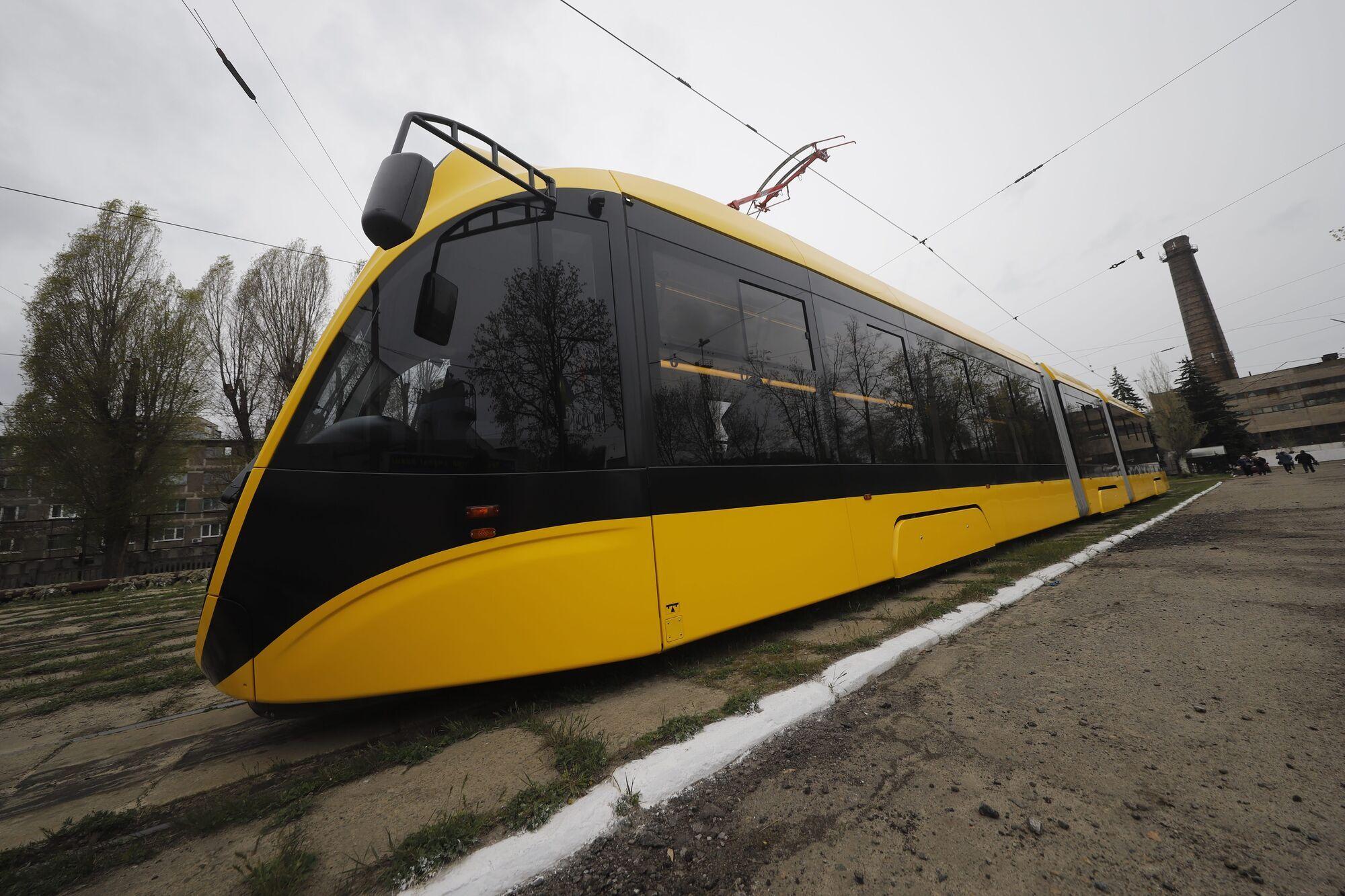 Городской совет планирует полностью реконструировать трамвайные пути