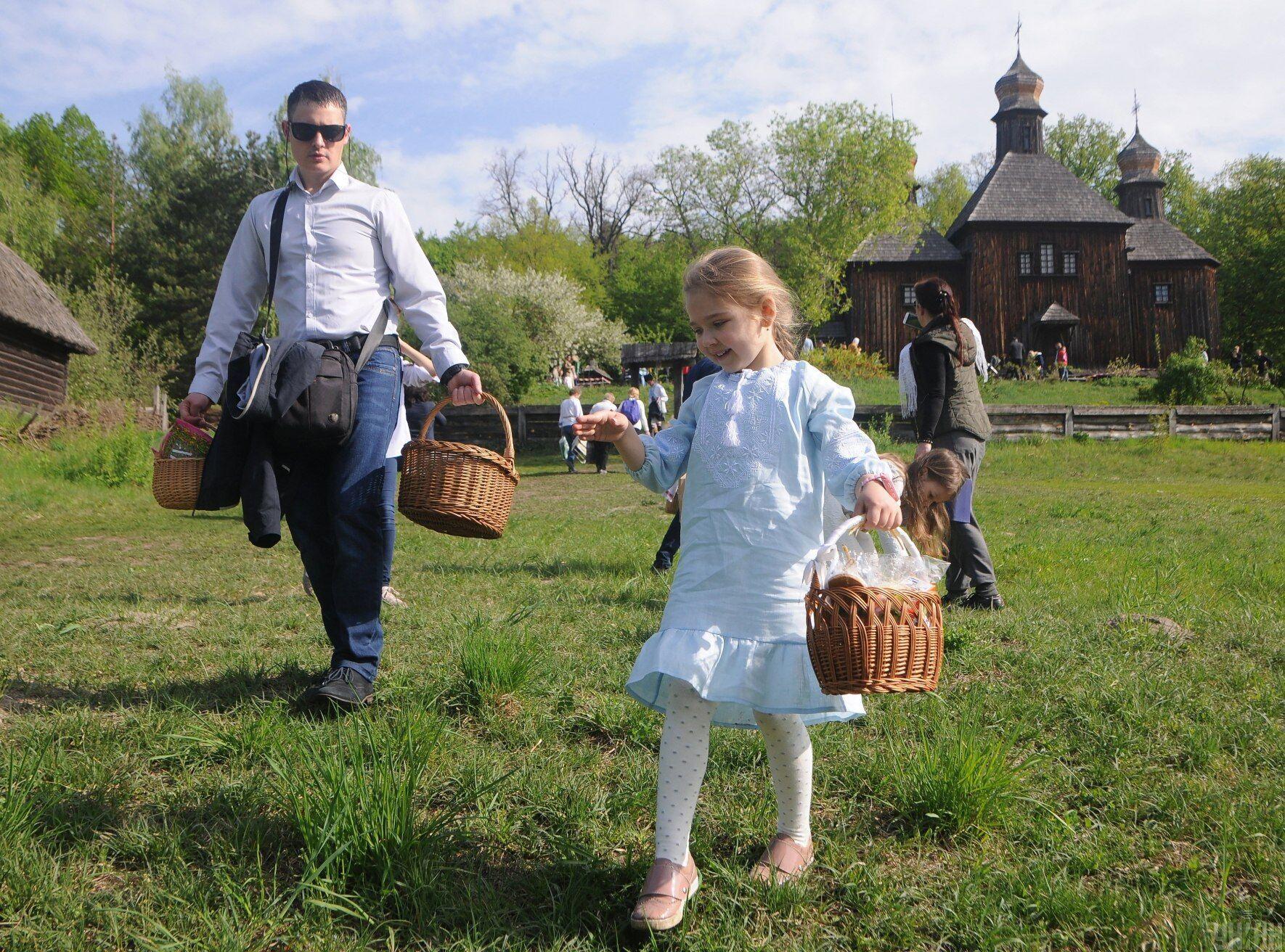 В Украине на Пасху-2021 храмы будут оставаться открытыми