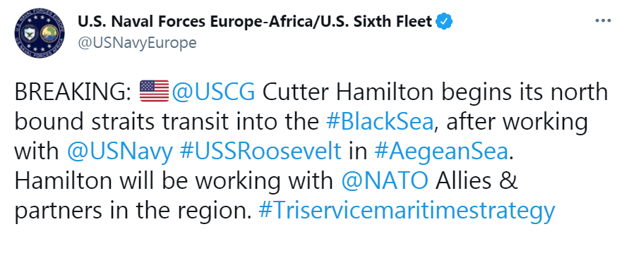 6-й флот США