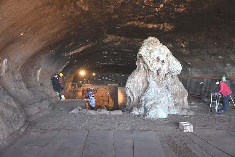 Пещера Вандерверк