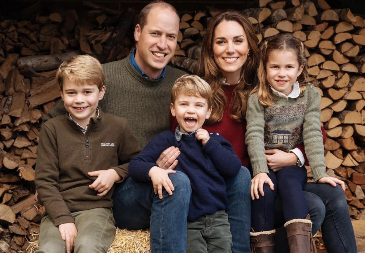 Семья герцога и герцогини Кембриджских для многих является примером для подражания.