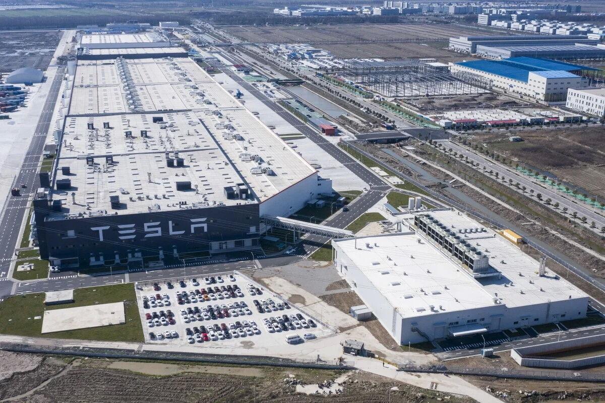 Предприятие Shanghai Gigafactory будет не только выпускать электромобили Tesla, но и займется их последующей утилизацией