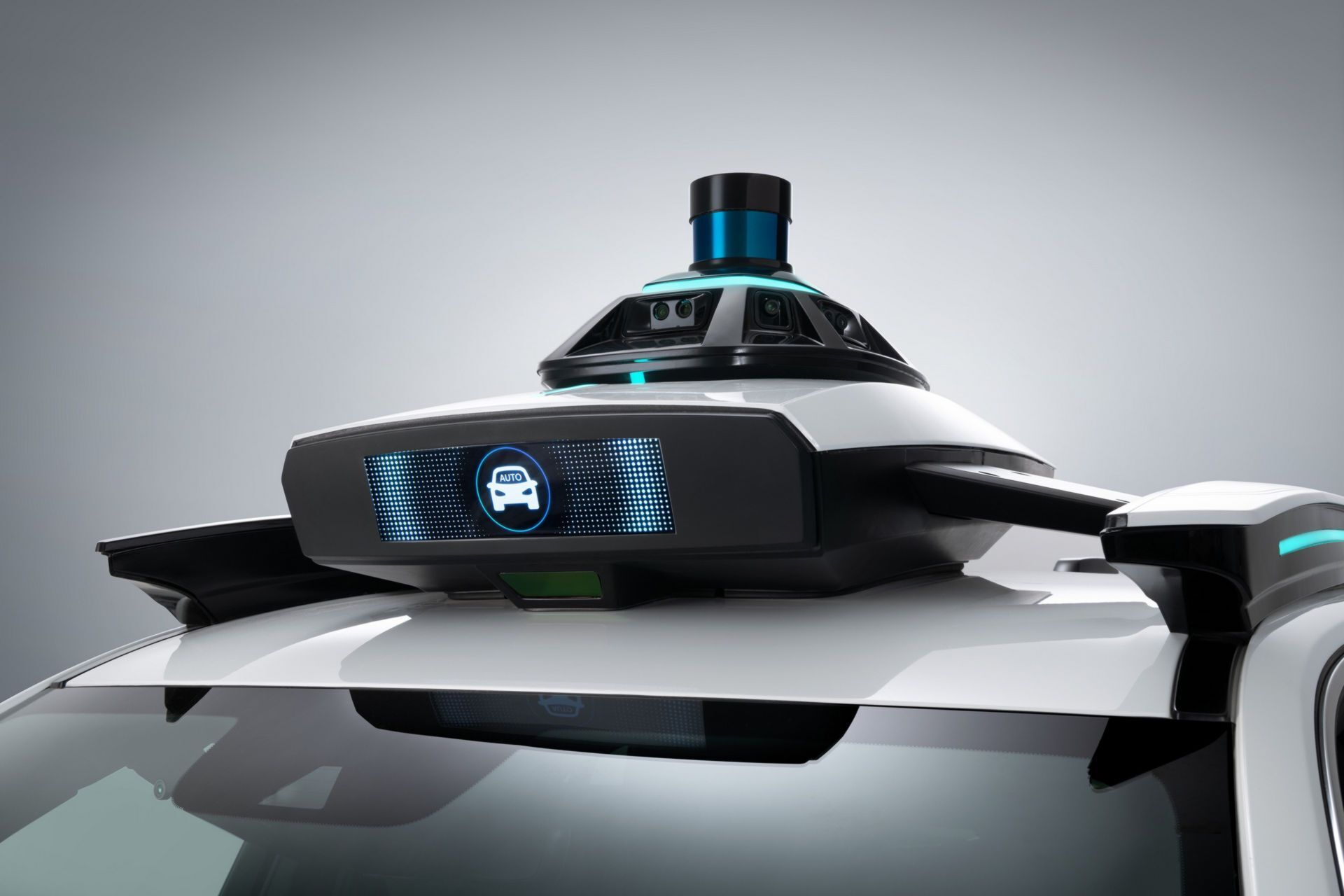 Обладнання для автоматизованого водіння