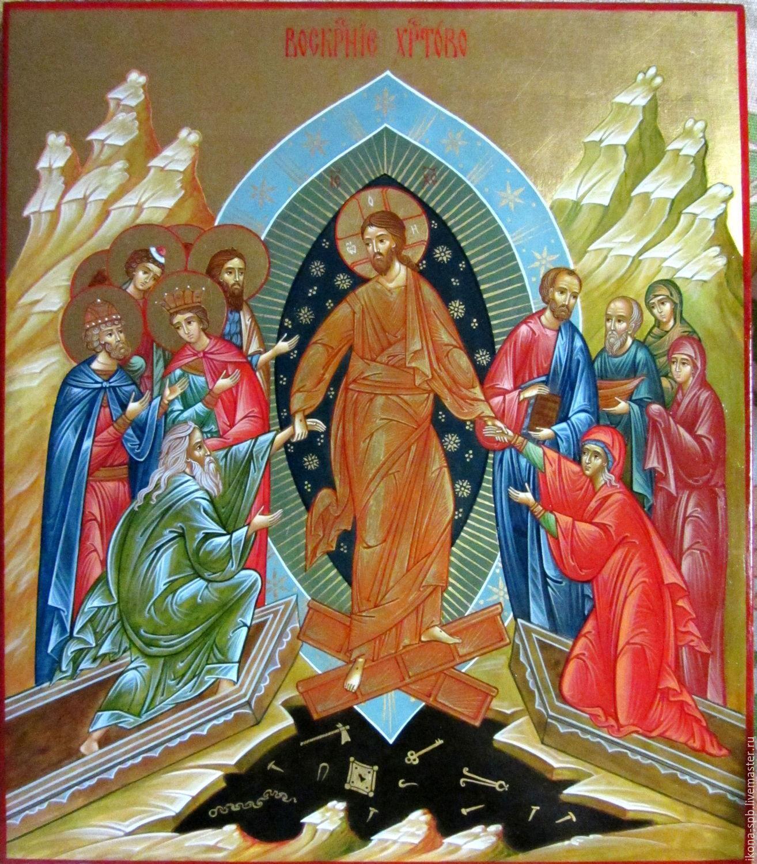 В христианстве Пасха символизирует радость Воскресения Иисуса Христа