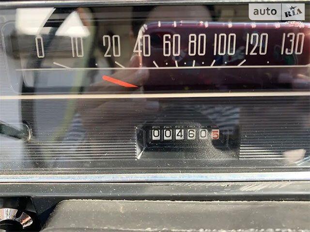 На одометре – 460 км