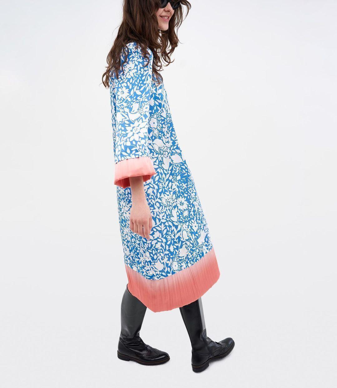 Платье от украинского дизайнера Пустовит