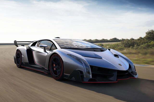 Lamborghini Veneno – одна з найдорожчих машин мільярдера Джеффа Безоса