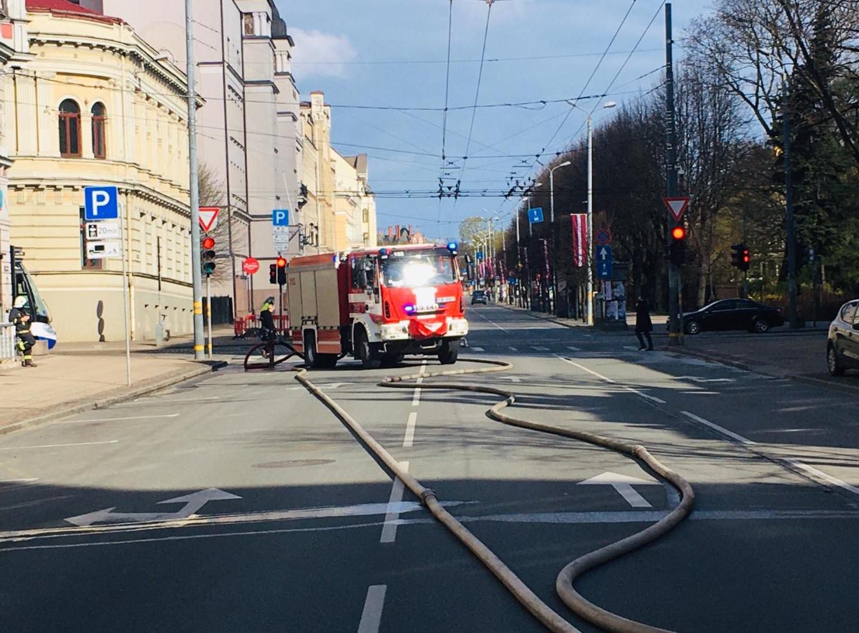 У Латвії трапилася пожежа в хостелі: багато загиблих. Фото та відео